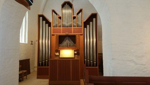Sommerkoncert med Hellevad-Ørum Kirkekor i Hellevad Kirke