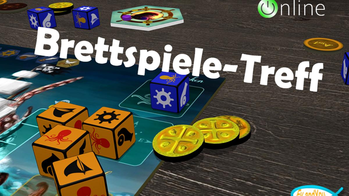 Brettspiele-Treff mit Ev.andYou - online