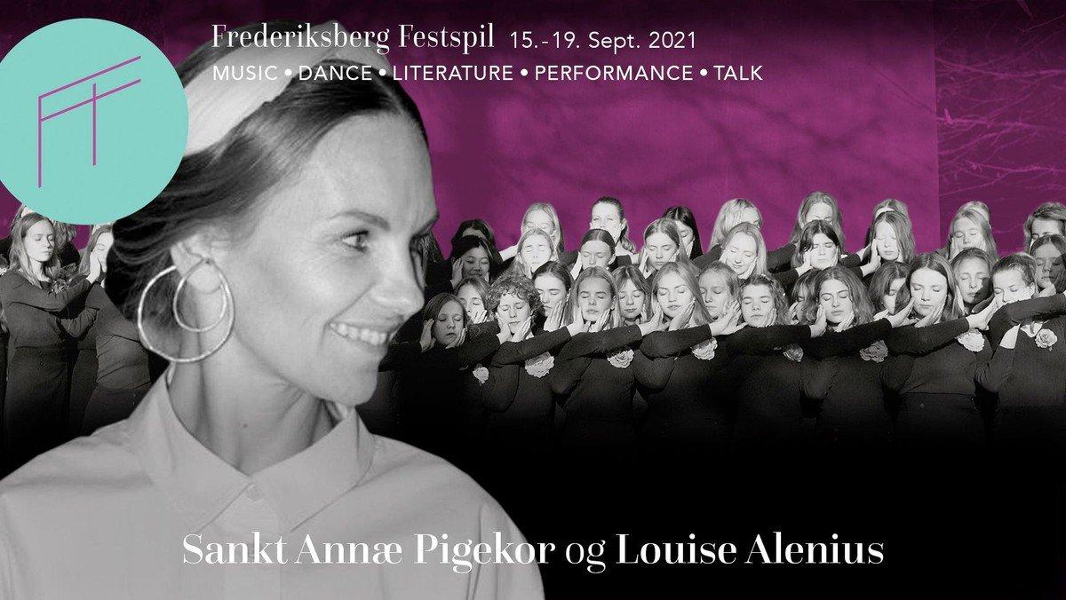 Sagde pigen i kor: Koncert med Sankt Annæ Pigekor