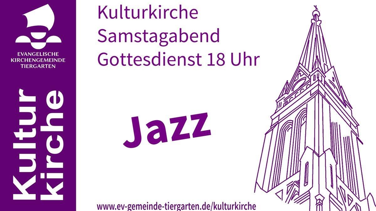 Gottesdienst Kulturkirche Jazz
