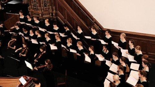Vivaldis Gloria: Sankt Annæ Pigekor, Concerto Copenhagen og DKDM - Coronapas påkrævet