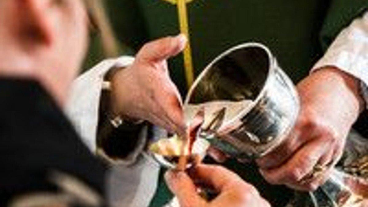 Konfirmation  i Jorløse Kirke