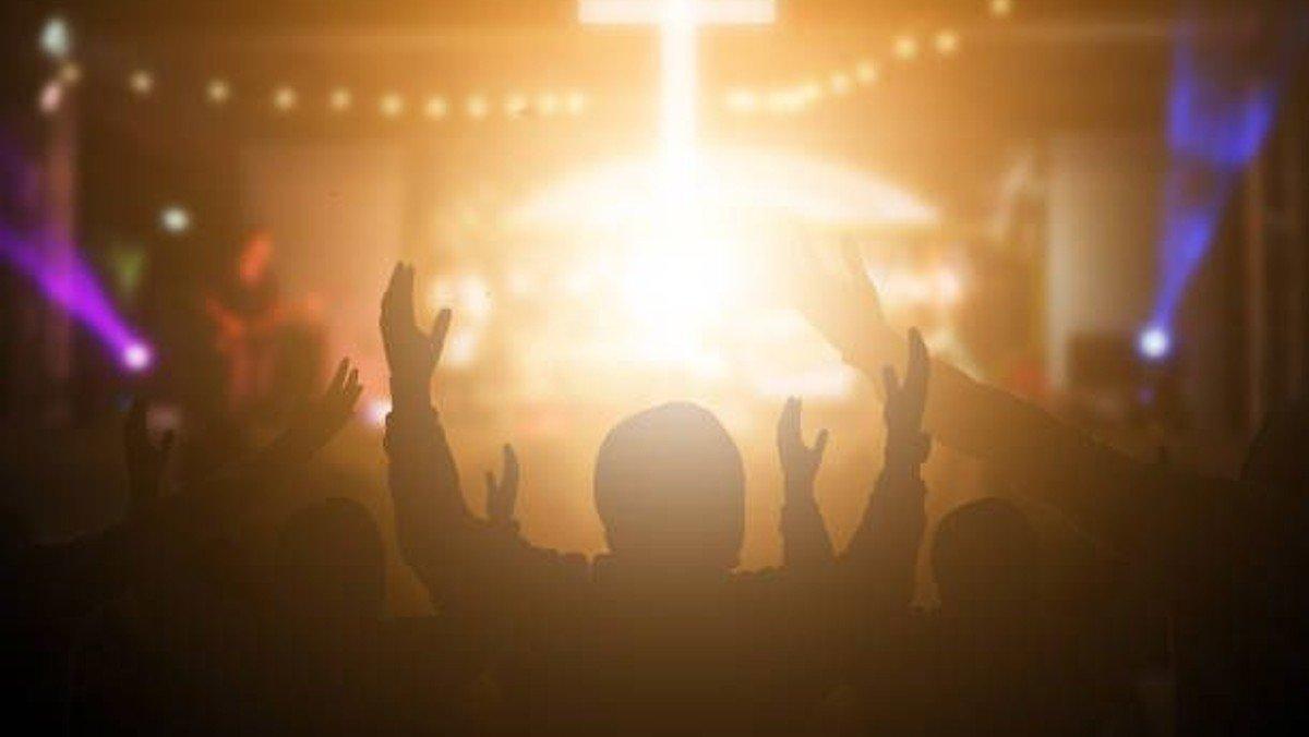 Gudstjeneste i Ubby Kirke, Kristi Himmelfartsdag