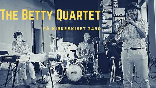 Koncert: The Betty Quartet