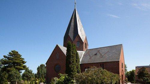 Gudstjeneste i Hadsund kirke