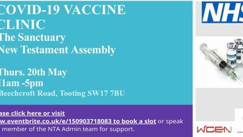 COVID Vaccination Clinic