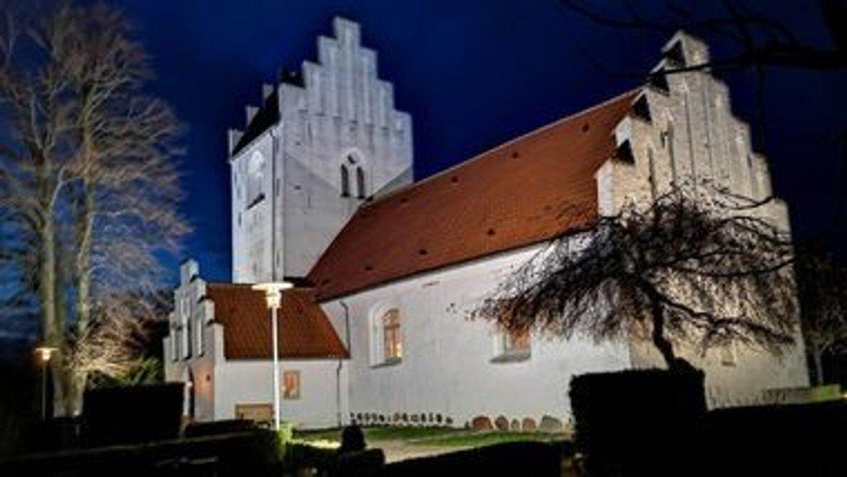 Aftengudstjeneste med efterfølgende samvær i Sognehuset