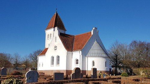 Gudstjeneste i Svingelbjerg Kirke