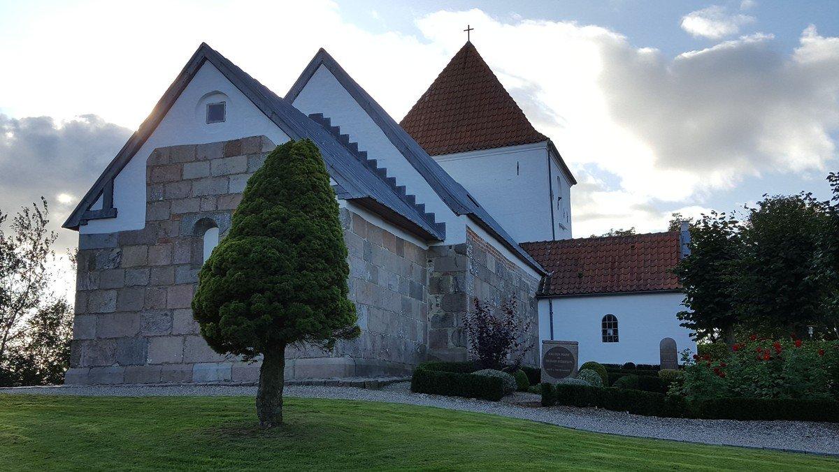 Dåbsgudstjeneste i Ullits Kirke