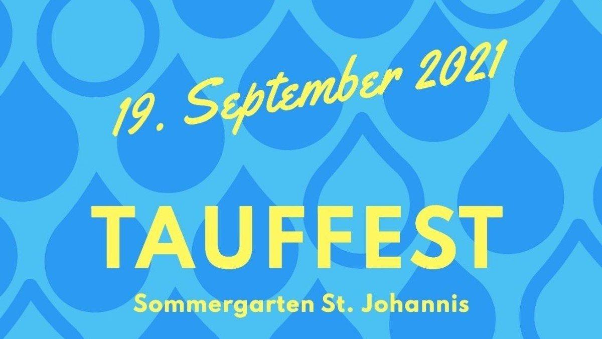 Tauf- & Sommerfest