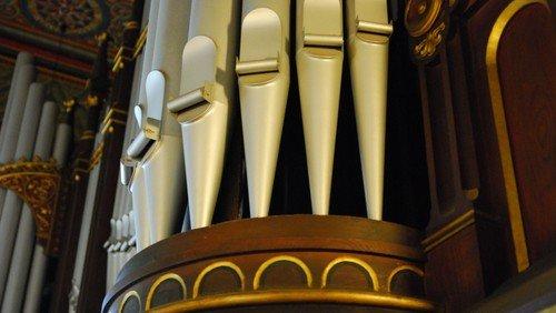 Immanuel: Orgelandacht am Himmelfahrtstag