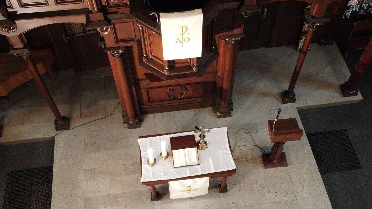 Gottesdienst aus der Pauluskirche