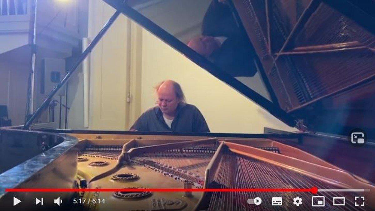 """DIGITAL - Musik zum Sonntag """"Trinitatis"""" aus der KulturKirche nikodemus"""
