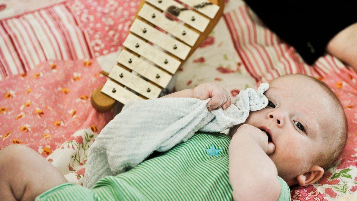 Babysalmesang med tilmelding