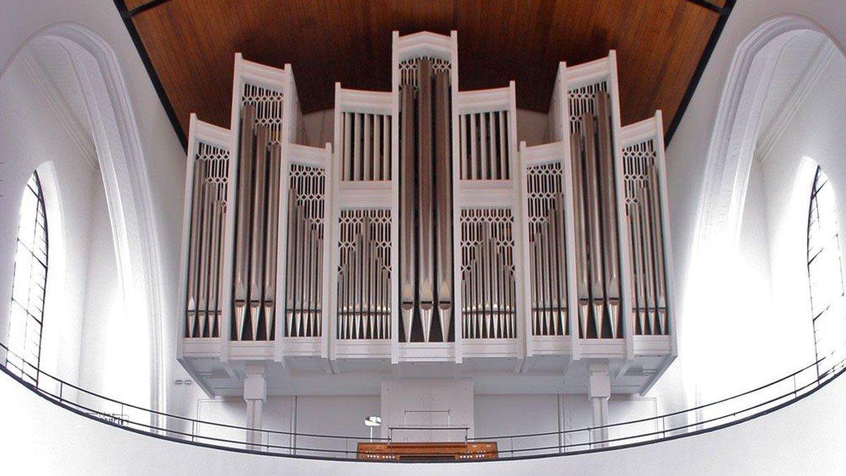 Blankeneser Konzerte: Sommerliches Orgelkonzert