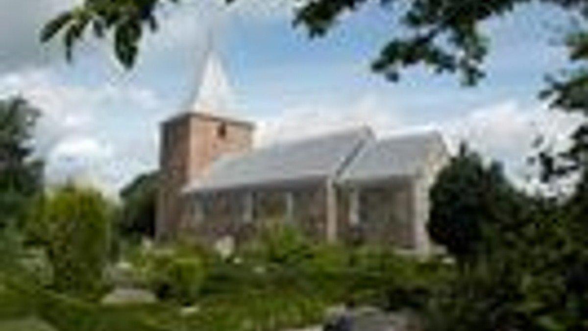 Fole kirke: Gudstjeneste v.  Gjesingkl. 9.00