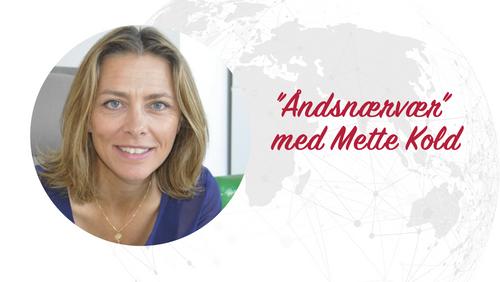 Verdenshjørnet med Mette Kold om åndsnærvær