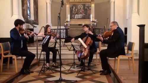 Koncert med musikere fra Esbjerg Ensemble