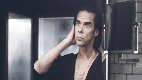 Aldrig Glemt - En mørkemand, der peger på lyset - foredrag om Nick Cave