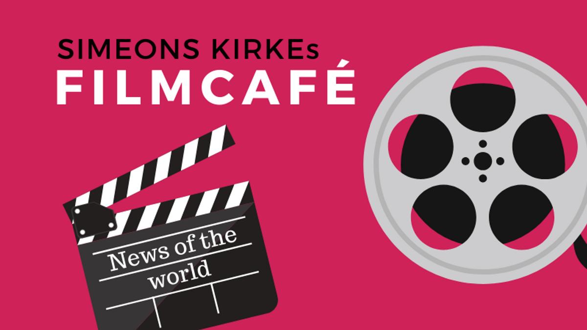"""Filmcafeen viser """"News of the World"""""""