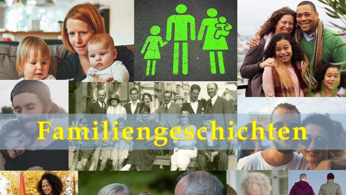 Familiengeschichten in der Bibel - digital