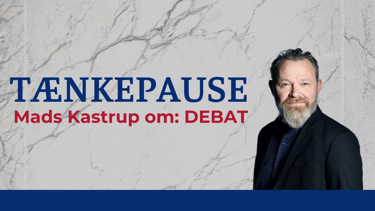 Tænkepause med Mads Kastrup