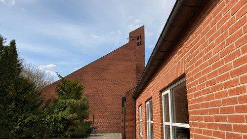 Sommeraften-gudstjeneste i Lindeskovkirken