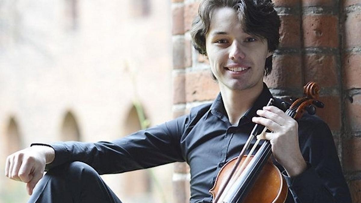 Koncert med violinist Nikolai Vasili Nedergaard
