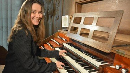 Orgelkoncert med Lidia Ksiazkiewicz