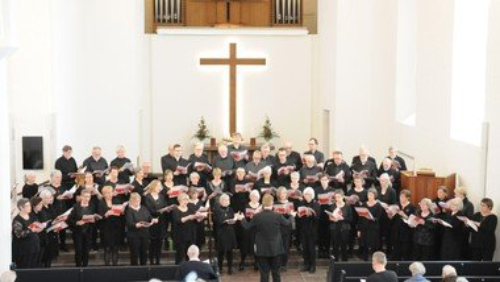 Koncert med Faurés Requiem
