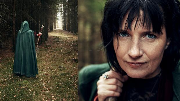 """Verdenshjørnet med forfatter og Vølve Andrea Hejlskov """"Når naturen har sjæl"""""""
