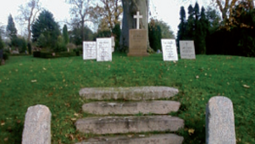 Kirkegårdsvandring