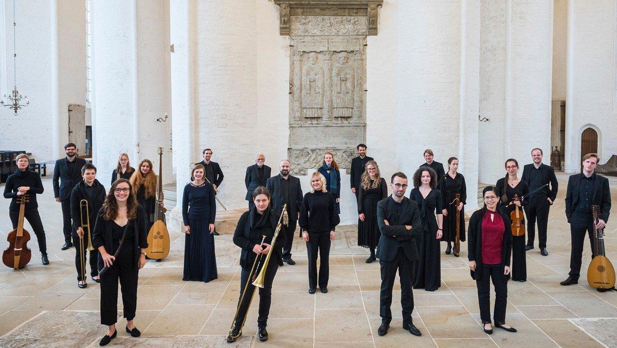 Laudate Dominum - Festmusik der Hansestädte mit dem Europäischen Hanse - Ensemble (Leitung Manfred Cordes)