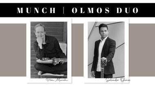 Koncert med Munch / Olmos