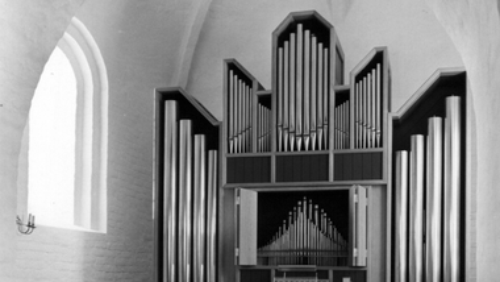 Historisk og musikalsk aften ved organist Lasse Christensen i Hellevad Kirke