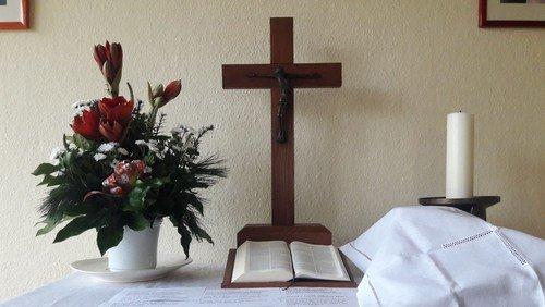 Predigtgottesdienst in Blumhardt mit Arne Krüger