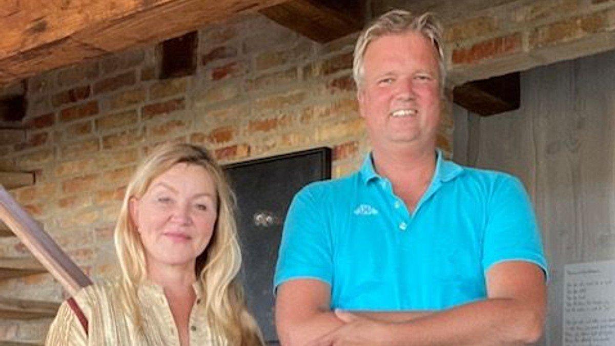 Foredrag Pernille Aalund og Kristian