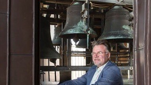 Klokkespilskoncert fra kirkens tårn: Lars Sømod