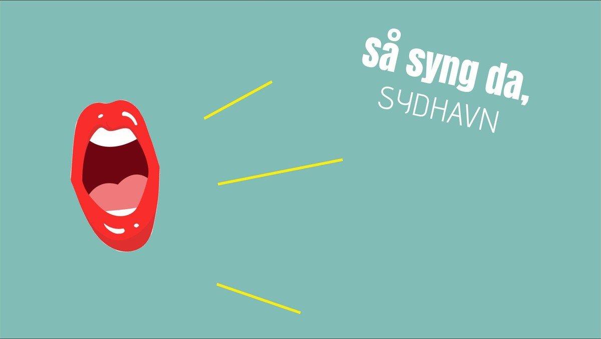 Så syng da, Sydhavn! Med Lars Harboe som gæst.