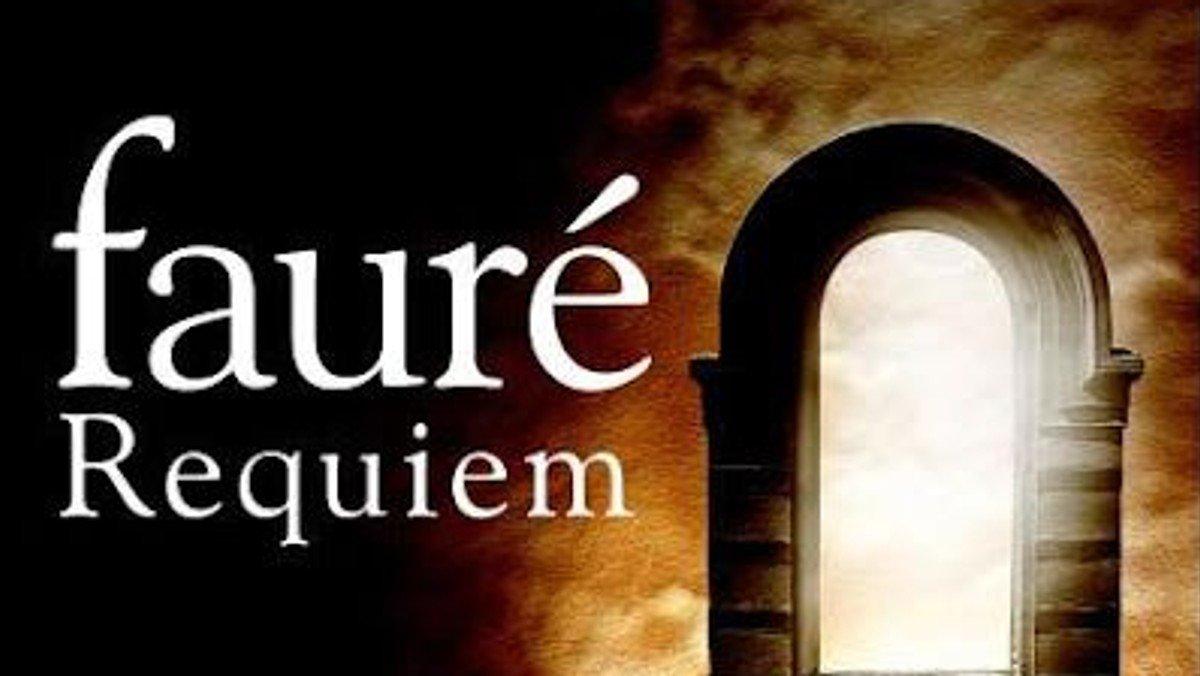 Koncert: Faurés Requiem
