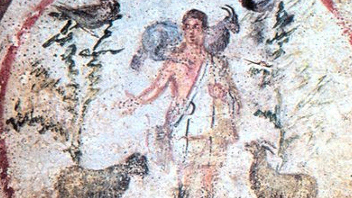 Højskoleeftermiddag: Den tidlige kristne billedverden