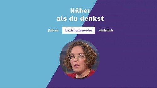 Gesprächsabend #beziehungsweise: jüdisch und christlich mit Rabbinerin Gesa Ederberg