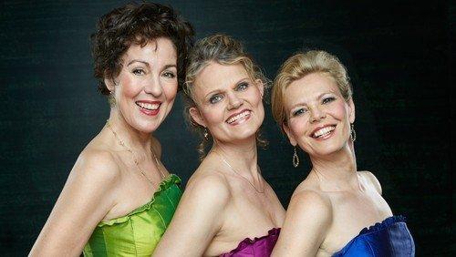 Koncert med De tre Kgl. Sopraner