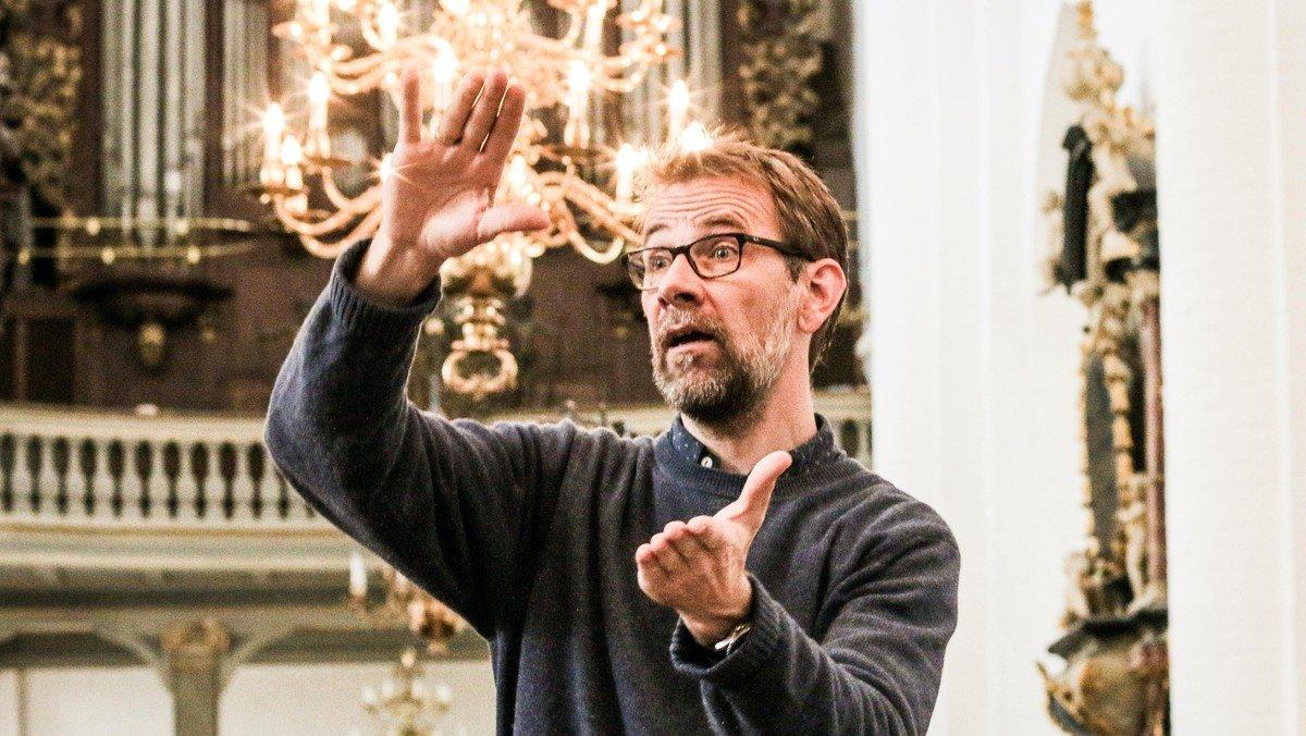 Sangeftermiddag med Carsten Seyer-Hansen
