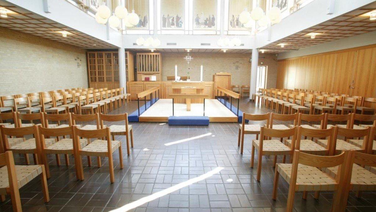 Gudstjeneste i Vestkirken