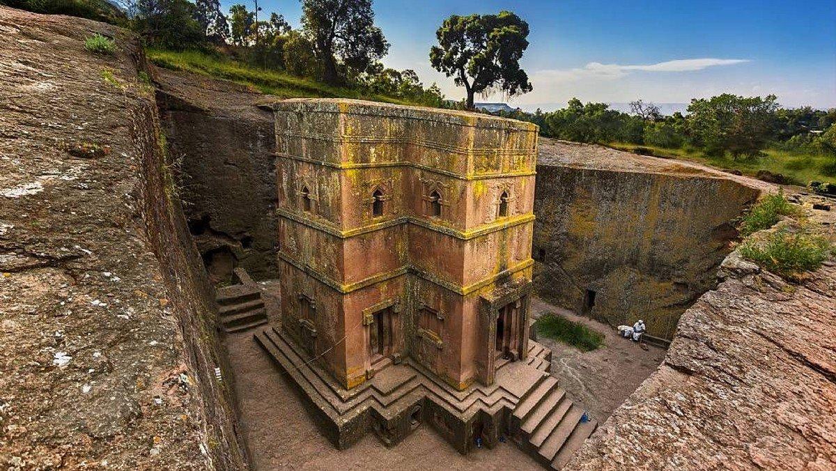 Tirsdagscafé Etiopiens klippekirker