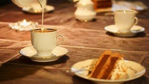 Kaffeeklatsch im Paul-Gerhardt-Gemeindezentrum