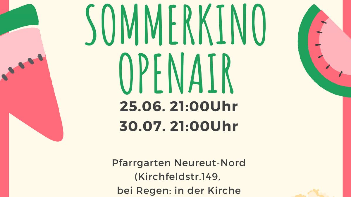 Sommerkino Open Air