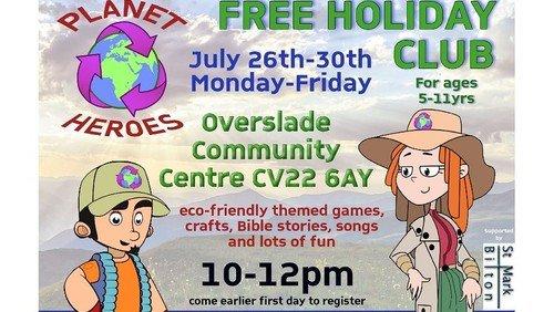 Overslade Holiday Club
