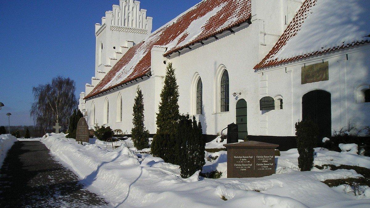 Vi synger julen ind - Danske Seniorer, Dybbøl og Dybbøl kirke